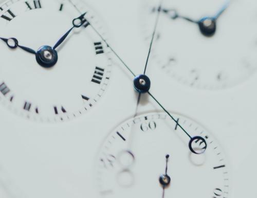 #19: Il tempo (che non c'è!)